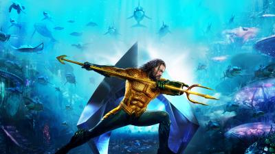 4K Aquaman Movie Wallpaper 66168