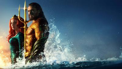 Aquaman Movie Widescreen HD Wallpaper 66171