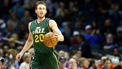 Gordon Hayward Dribbling Wallpaper 63720
