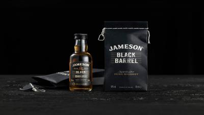 Jameson Irish Whisky Black Barrel Wallpaper 66399