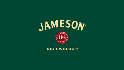 Jameson Irish Whisky Logo Wallpaper 66401