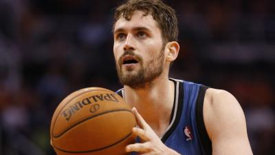 Kevin Love Desktop HD Wallpaper 63701