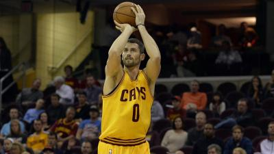 Kevin Love Shooting Wallpaper 63696