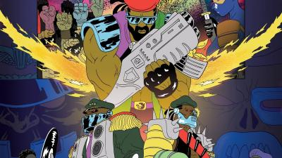 Major Lazer Art Computer Wallpaper 62818