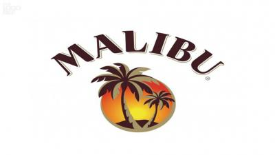 Malibu Rum Logo Wallpaper 66410