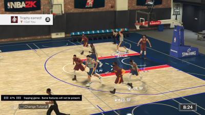 NBA 2K18 I Got You Trophy Wallpaper 64318