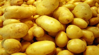Potatoes Food Widescreen Wallpaper 63192
