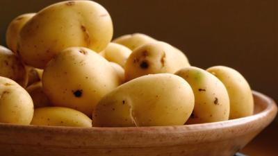 Potatoes Wallpaper Background 63191