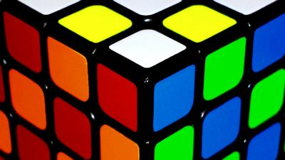 Rubiks Cube Up Close Wallpaper 62756