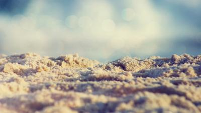 Summer Beach Sand Desktop Wallpaper 63034