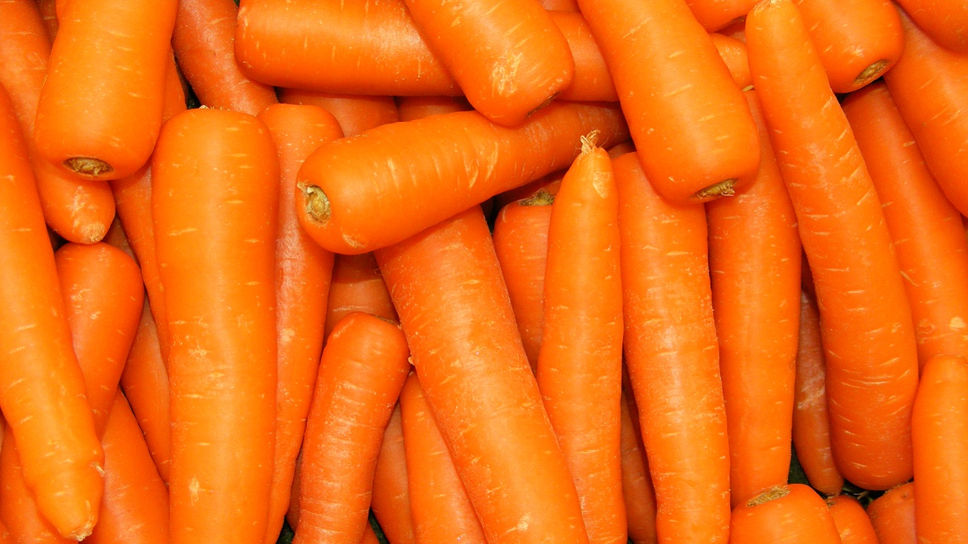 carrot computer wallpaper 62713