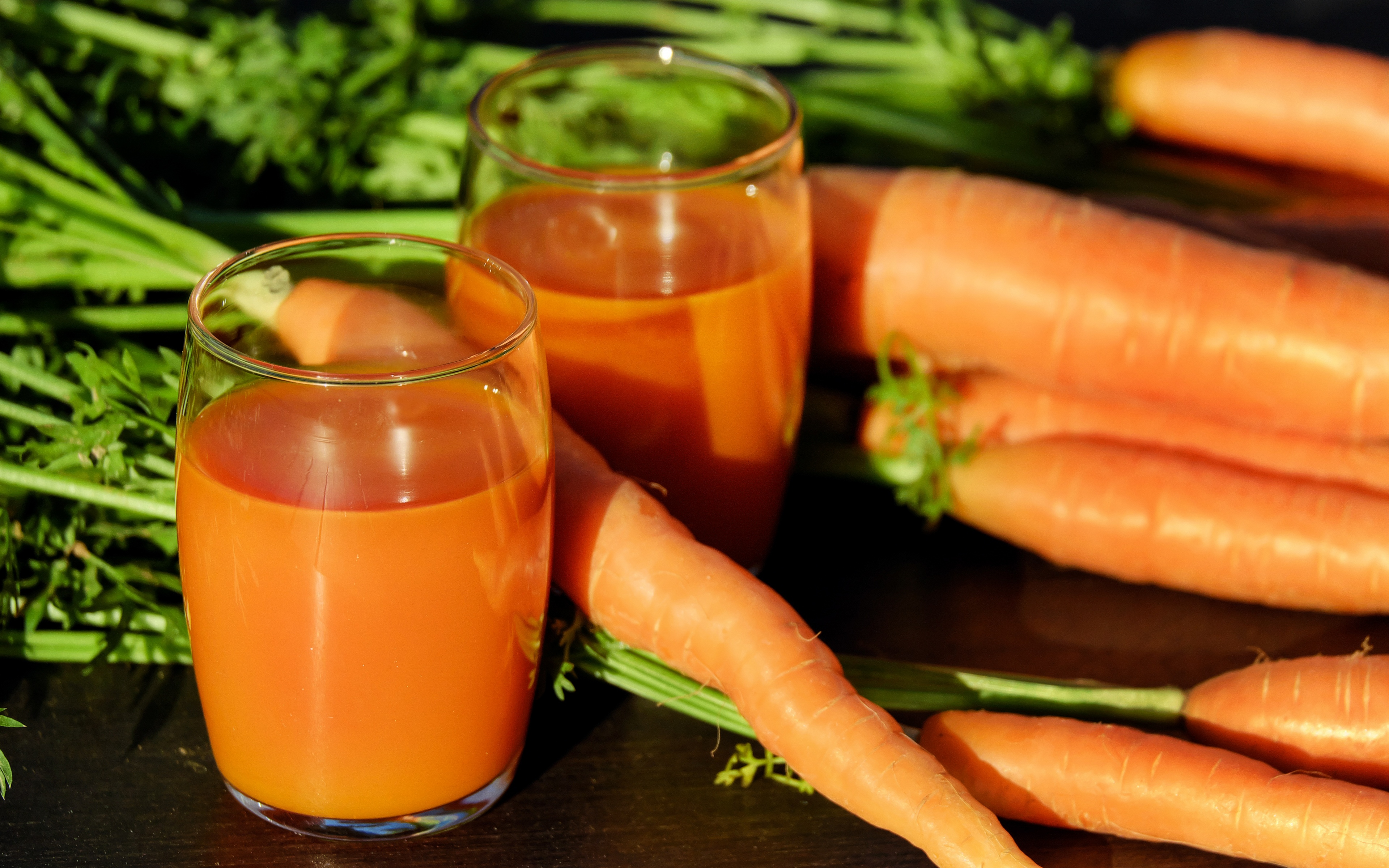 carrot juice widescreen wallpaper 62714
