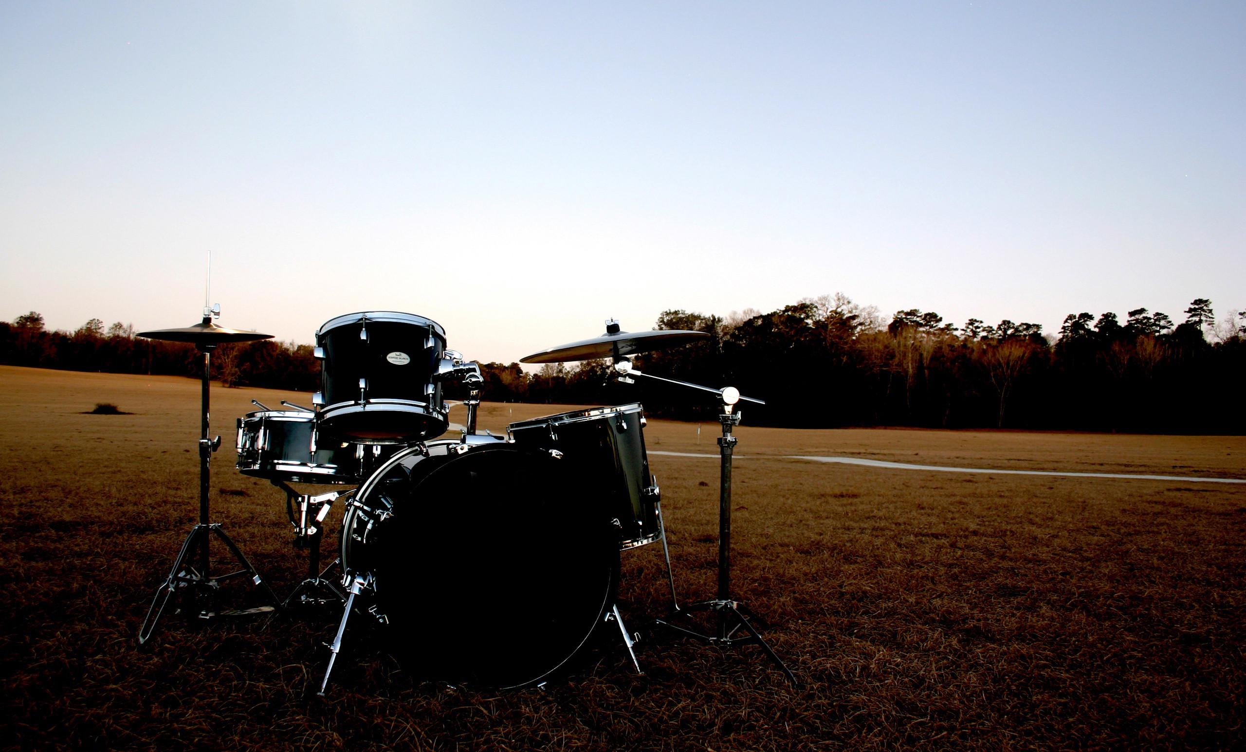 Drum Set Wallpaper Background 63227