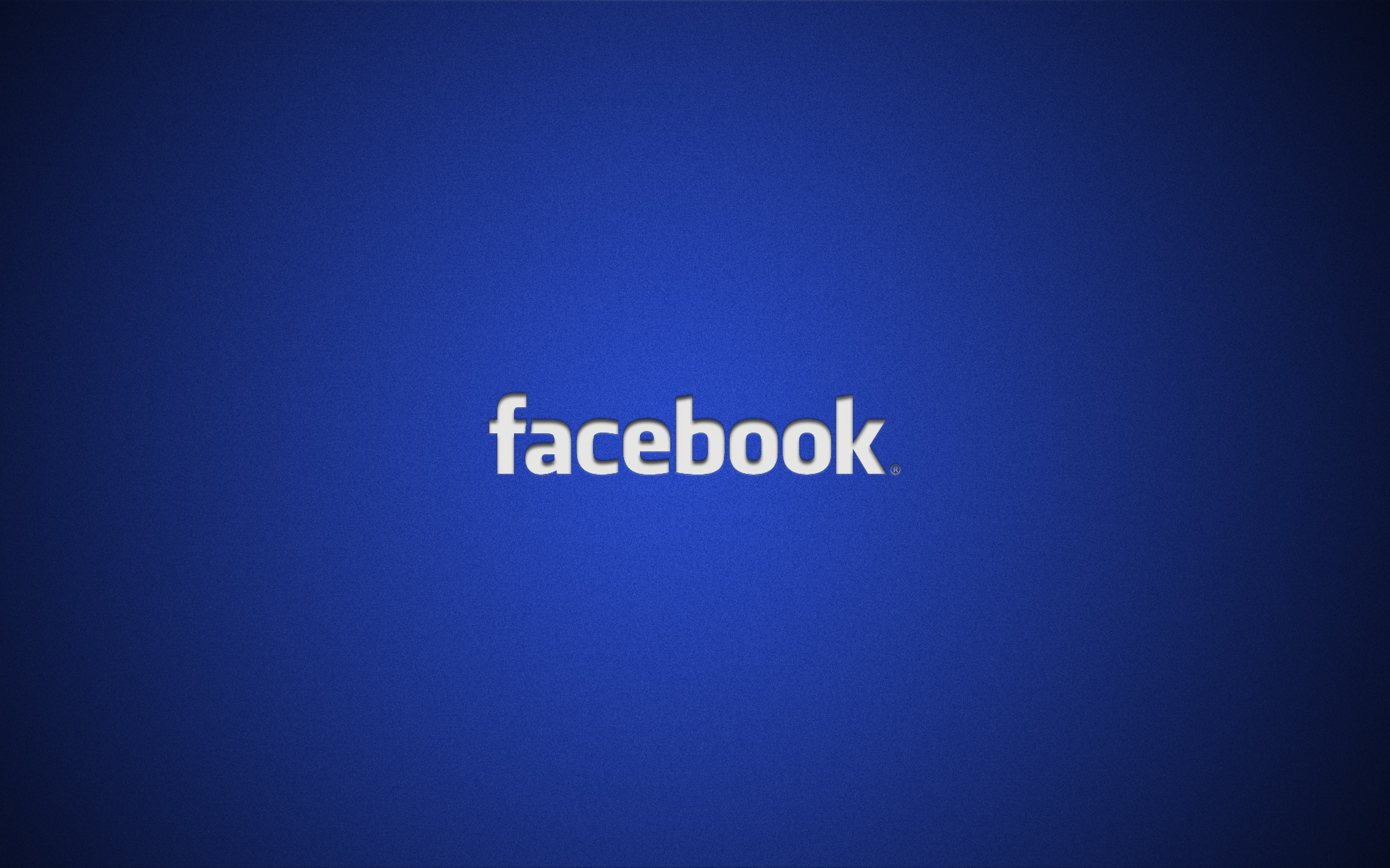 facebook logo widescreen hd wallpaper 62725
