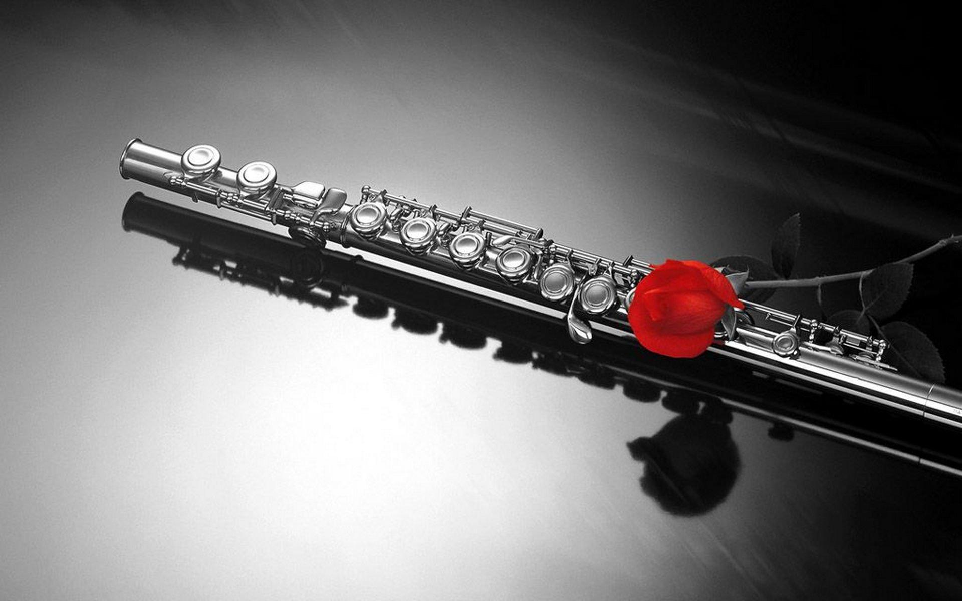 flute instrument desktop wallpaper 63237