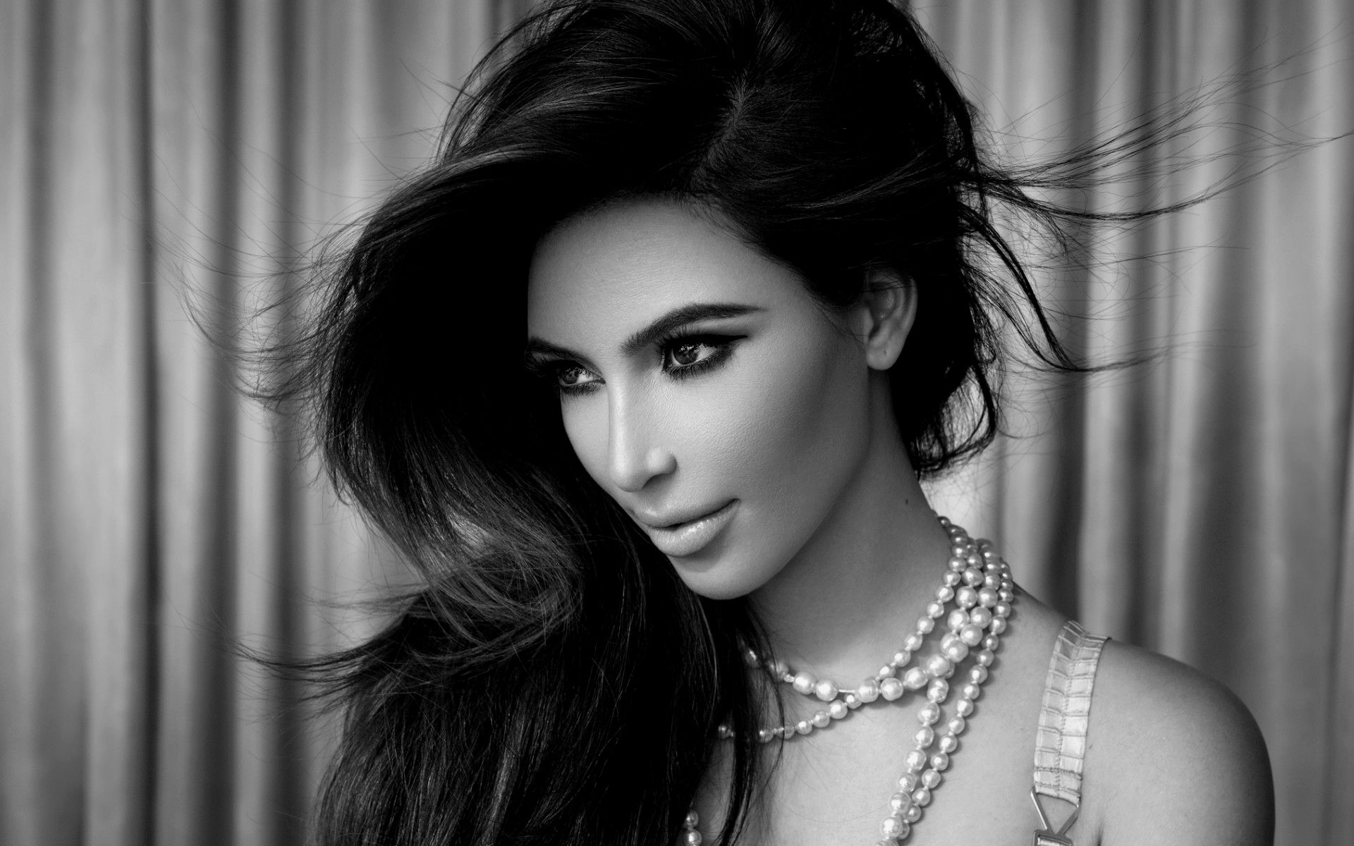 monochrome kim kardashian wallpaper 63367