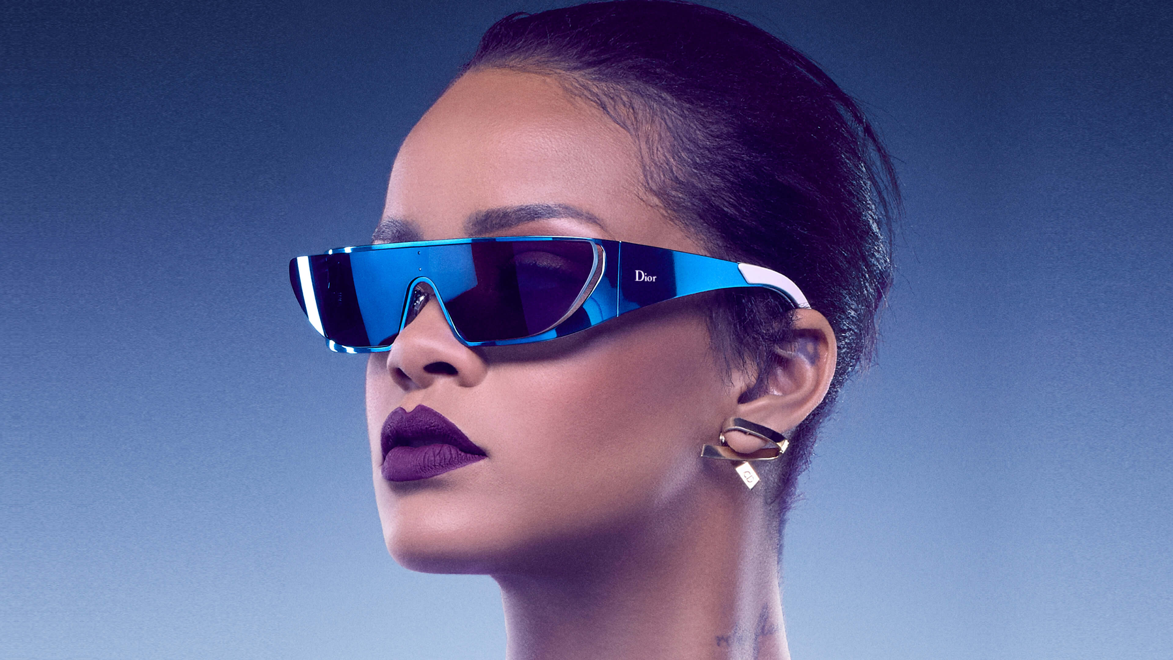 rihanna glasses hd background wallpaper 65533
