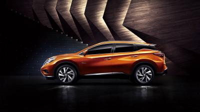 4K Nissan Murano Wallpaper 65910