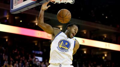 Andre Iguodala Dunk HD Wallpaper 63865