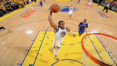 Andre Iguodala Dunking HD Wallpaper Background 63870
