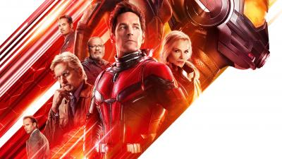 Ant Man and the Wasp Background Wallpaper 65437