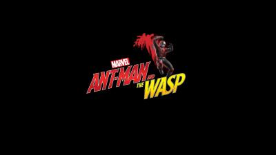 Ant Man and the Wasp Logo Wallpaper 65439