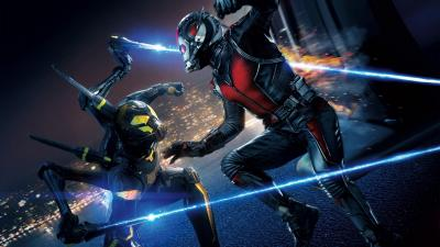 Ant Man and the Wasp Movie Computer Wallpaper 65442
