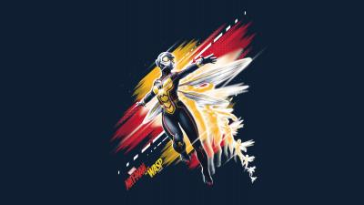 Ant Man and the Wasp Movie Wide Wallpaper 65441