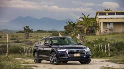 Audi Q5 Desktop HD Wallpaper 66002