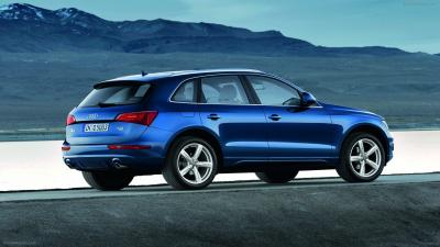 Audi Q5 Desktop Wallpaper 66008