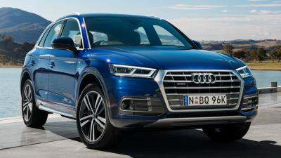 Audi Q5 HD Wallpaper 66011