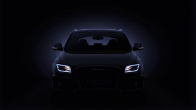 Audi Q5 Headlights Wallpaper 66007
