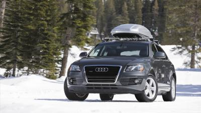 Audi Q5 Snow Wallpaper 66004