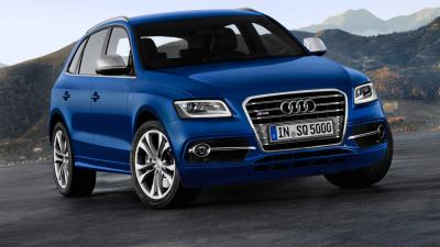 Blue Audi Q5 Wallpaper 65998