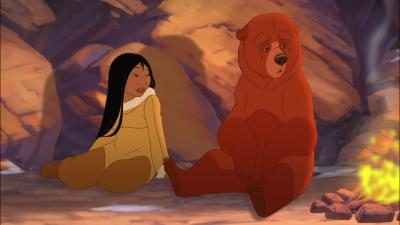 Brother Bear Movie Wallpaper 64204