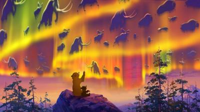 Brother Bear Wallpaper Background 64207
