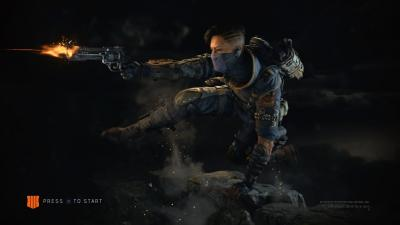 Call of Duty Black Ops 4 Start Screen Wallpaper 65837