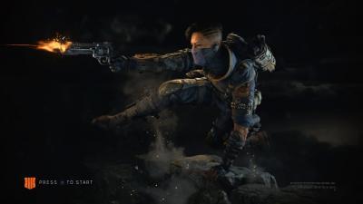 Call of Duty Black Ops 4 Start Screen Wallpaper 65837