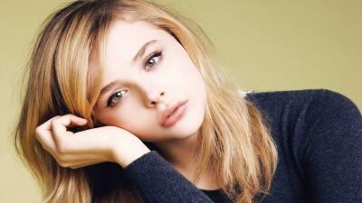 Chloe Grace Moretz Face Wallpaper Background 63214