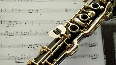 Clarinet Instrument Wallpaper Background HD 63235