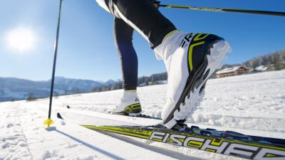 Cross Country Skis Up Close Wallpaper 62635
