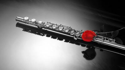 Flute Instrument Desktop Wallpaper 63237