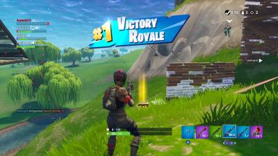 Fortnite Squad Victory Wallpaper 65387