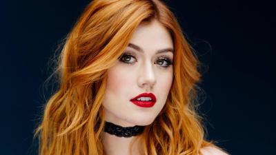 Katherine McNamara Face HD Wallpaper 65412