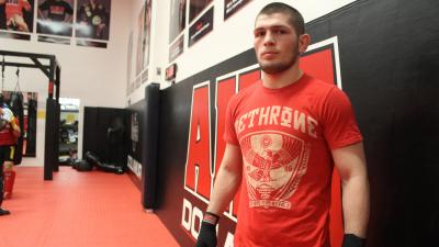 Khabib Nurmagomedov Widescreen Wallpaper 65432