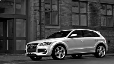 Monochrome Audi Q5 Wallpaper 66010