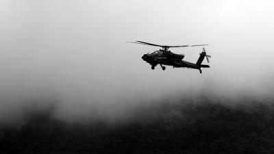 Monochrome Helicopter Wallpaper Background 62981