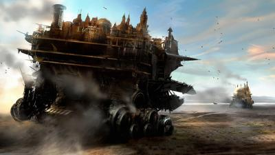 Mortal Engines Movie Desktop Wallpaper 66140