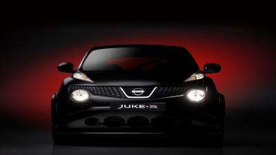 Nissan Juke Front View Wallpaper 65883