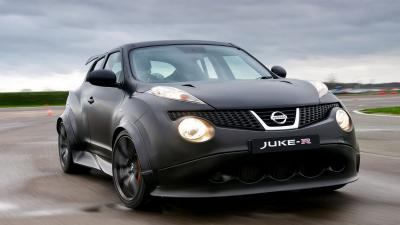 Nissan Juke On Track Wallpaper 65906